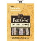 Peet's Coffee & Tea Colombia Luminosa Coffee - Compatible with Flavia - Caffeinated - Colombia Lumin MDKPT03