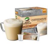 Keurig Coffee K-Cup - Compatible with Keurig Brewer - Caffeinated - Vanilla Latte - Medium - 9 / Box GMT57933