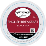 Twinings Tea K-Cup - Compatible with Keurig BrewerBlack Tea - English Breakfast - 24 / Box TWG08755