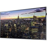 "Samsung QM49F - QM-F Series 49"" Edge-Lit 4K UHD LED Display for Business"