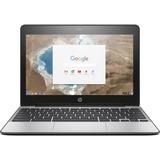 "HP Chromebook 11 G5 11.6"" Chromebook - Intel Celeron N3050 Dual-core (2 Core) 1.60 GHz - 4 GB DDR3L SDRAM - 16 GB Flash Memory Capacity - Chrome OS (English/French) - 1366 x 768"