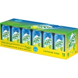 Mist Twst Sparkling Flavored Soda - Ready-to-Drink - Lemon Lime Flavor - 24 / Carton PEP155441