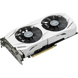 Asus DUAL-GTX1070-O8G GeForce GTX 1070 Graphic Card - 1.58 GHz Core - 1.77 GHz Boost Clock - 8 GB GDDR5 - PCI Express 3.0