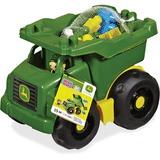MBLDBL30 - Mega Bloks John Deere Dump Truck