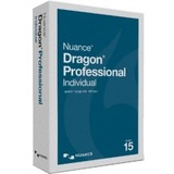 Nuance Dragon v.15.0 Professional Individual - Box Pack - 1 User