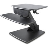 "Kantek STS810 Computer Stand - 25 lb Load Capacity - 22"" Height x 26.8"" Width x 23.5"" Depth - Deskto KTKSTS810"