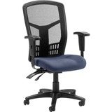 LLR86200010 - Lorell Executive High-back Mesh Chair