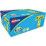 AVE98208 - Avery® Hi-Liter Desk-Style Highlighters