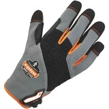 ProFlex 710 Heavy-Duty Utility Gloves - 10 Size Number - X-Large Size - Neoprene Knuckle, Poly - Gra EGO17045