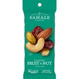 Folgers Snack Mix - Non-GMO, Gluten-free - Fruit and Nut - 1.50 oz - 18 / Carton FOL00330