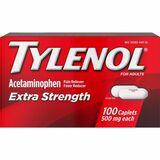 JOJ044909 - Tylenol Extra Strength Caplets