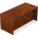 "Lorell Tabletop - 66"" x 30"" x 30"" - Reeded Edge - Finish: Cherry Laminate LLR34361"