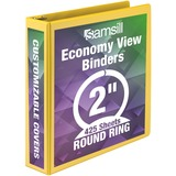 SAM18561 - Samsill Economy Round-Ring View Binder