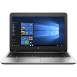 "HP ProBook 450 G4 15.6"" Touchscreen Notebook - Intel Core i5 (7th Gen) i5-7200U Dual-core (2 Core) 2.50 GHz - 8 GB DDR4 SDRAM - 256 GB SSD - Windows 10 Pro 64-bit (English) - 1366 x 768"