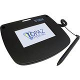 Topaz SigLiteColor T-LBK43LC-BSB-R Signature Pad