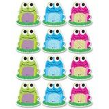 ASH10087 - Ashley Scribble Frog Design Dry-erase Magnet