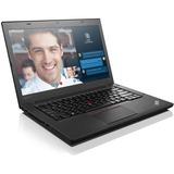 """Lenovo ThinkPad T460 20FN005AUS 14"""" Ultrabook - Intel Core i5 (6th Gen) i5-6200U Dual-core (2 Core) 2.30 GHz - 8 GB DDR3L SDRAM - 500 GB HDD - Windows 10 Pro 64-bit (English) - 1366 x 768 - Twisted nematic (TN) - Black"""