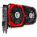 MSI GTX 1050 TI GAMING X 4G GeForce GTX 1050 Ti Graphic Card - 1.38 GHz Core - 1.49 GHz Boost Clock - 4 GB GDDR5