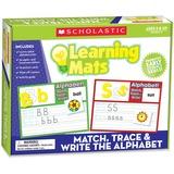 SHS0545302021 - Scholastic Res. Grade K-2 Match/Write Alphabet ...