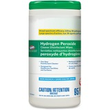 Clorox Healthcare Hydrogen Peroxide Cleaner Disinfecting Wipes 95ct Cannister