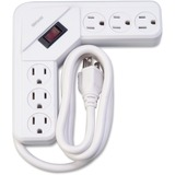 Wood Industries 6-Outlet Power Strip