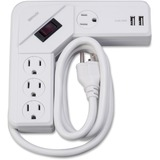 Wood Industries 4-Outlet Power Strip