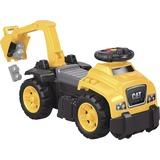 MBLDCH13 - Mega Bloks Ride On CAT Excavator Truck Set