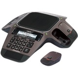 VTech ErisStation VCS754 IP Conference Station - Wireless - DECT 6.0 - Gun Metal