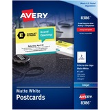 AVE8386 - Avery® Inkjet Print Invitation Card