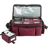 MMF221800017 - MMF Med-Master Carrying Case Medicine - Burgund...