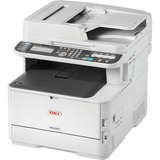 Oki MC363dn LED Multifunction Printer - Color - Plain Paper Print - Desktop
