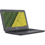 "Acer C731-C388 11.6"" Active Matrix TFT Color LCD Chromebook - Intel Celeron N3060 Dual-core (2 Core) 1.60 GHz - 2 GB LPDDR3 - 16 GB Flash Memory - Chrome OS - 1366 x 768 - ComfyView"