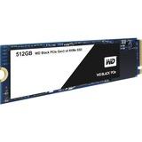 WD Black WDS512G1X0C 512 GB Internal Solid State Drive - PCI Express - M.2 2280