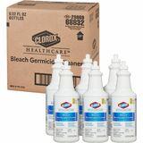 CLO68832CT - Clorox Healthcare Bleach Germicidal Clean...