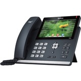 Yealink SIP-T48S IP Phone - Cable - Wall Mountable, Desktop - Black