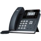 Yealink SIP-T41S IP Phone - Cable - Wall Mountable, Desktop - Black
