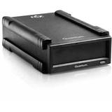 "Quantum TR000-CNDA-S0BB Drive Enclosure for 5.25"" - Serial ATA/600 Host Interface Internal - Black"