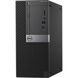 Dell OptiPlex 7000 7050 Desktop Computer - Intel Core i7 (7th Gen) i7-7700 3.60 GHz - 8 GB DDR4 SDRAM - 1 TB HDD - Windows 10 Pro 64-bit (English/French/Spanish) - Tower
