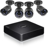 TRENDnet 4-Channel HD CCTV DVR Surveillance Kit