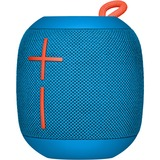 Ultimate Ears WONDERBOOM Speaker System - Wireless Speaker(s) - Portable - Battery Rechargeable - SubZero Blue