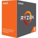 AMD Ryzen 5 1600X Hexa-core (6 Core) 3.60 GHz Processor - Socket AM4 - Retail Pack