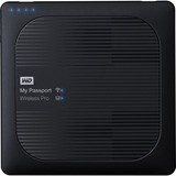 WD My Passport Wireless Pro WDBSMT0040BBK-NESN 4 TB External Network Hard Drive