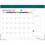AAGD6099704 - At-A-Glance Harmony Colorful Monthly Desk P...