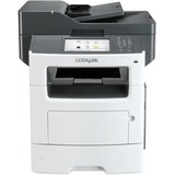 Lexmark MX617de Laser Multifunction Printer - Monochrome - Plain Paper Print - Desktop