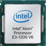 Intel Xeon E3-1245 v6 Quad-core (4 Core) 3.70 GHz Processor - Socket H4 LGA-1151 - OEM Pack