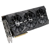 ROG ROG-STRIX-RX580-O8G-GAMING Radeon RX 580 Graphic Card - 1.36 GHz Core - 1.38 GHz Boost Clock - 8 GB GDDR5 - Triple Slot Space Required
