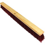 GJO99654 - Genuine Joe Maroon Broomhead