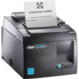 Star Micronics TSP143IIIU GRY US Direct Thermal Printer - Monochrome - Desktop - Receipt Print