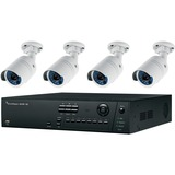 Interlogix TruVision NVR 10 and Megapixel Camera Kits