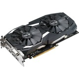 Asus DUAL-RX580-O8G Radeon RX 580 Graphic Card - 1.36 GHz Core - 1.38 GHz Boost Clock - 8 GB GDDR5